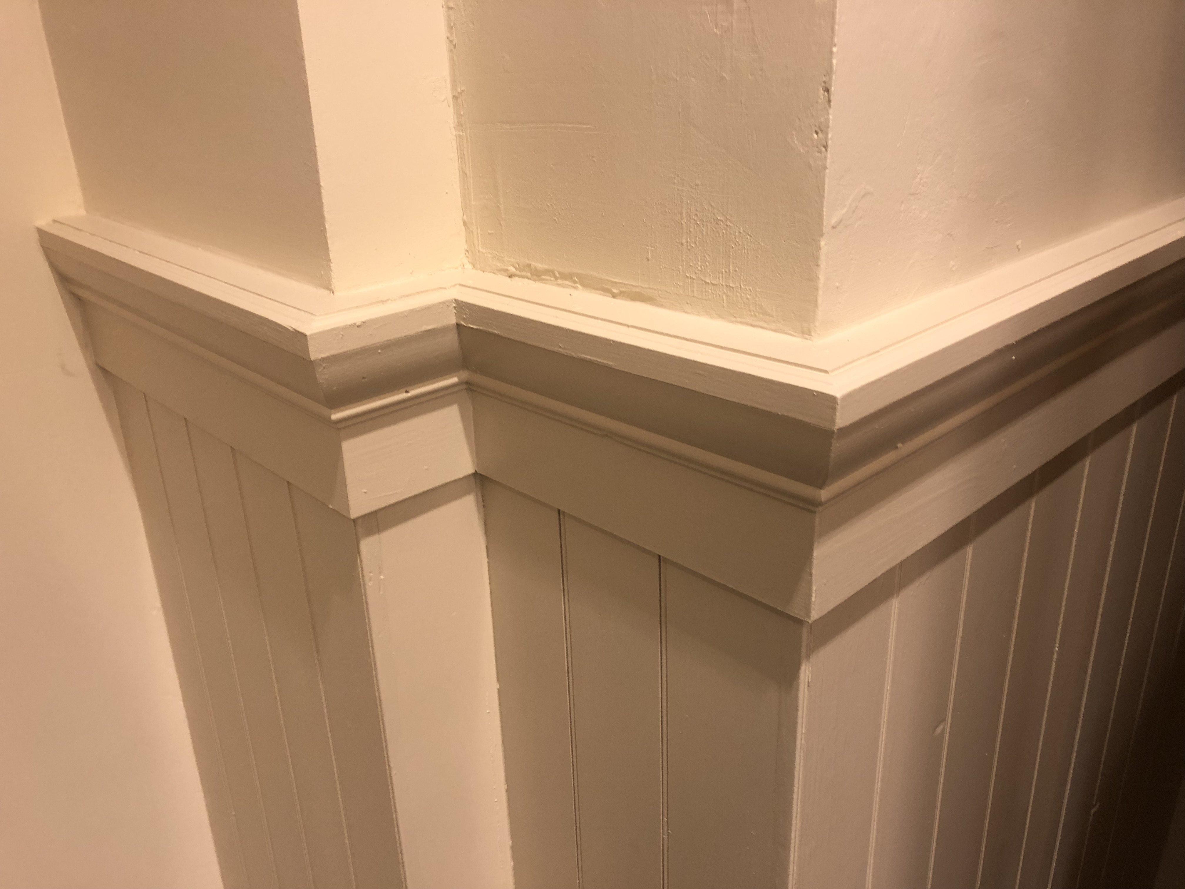 Wood Panelling | Edinburgh